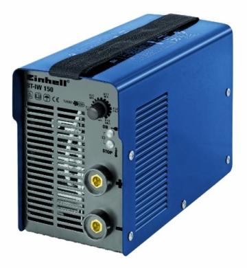 Einhell Elektroden Schweißinverter BT-IW 150