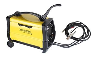 WELDINGER MIG /MAG Schweißtransformator M 182 eco 180 A