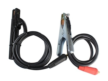MMA-250 Elektrodenschweißgerät 250 A   DC Inverter Schweißgerät   Digitale LCD Anzeige   Bedienungsanleitung DE, ES, FR, IT - 4