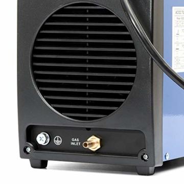 IPOTOOLS ACDCTIG 200P WIG Schweißgerät AC DC Schweissgerät mit 200 Amper Volldigitales Inverterschweißgerät Inkl HF-Zündung, Pulsfunktion, MMA/E-Hand, IGBT - 2