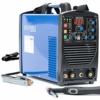 IPOTOOLS ACDCTIG 200P WIG Schweißgerät AC DC Schweissgerät mit 200 Amper Volldigitales Inverterschweißgerät Inkl HF-Zündung, Pulsfunktion, MMA/E-Hand, IGBT - 1