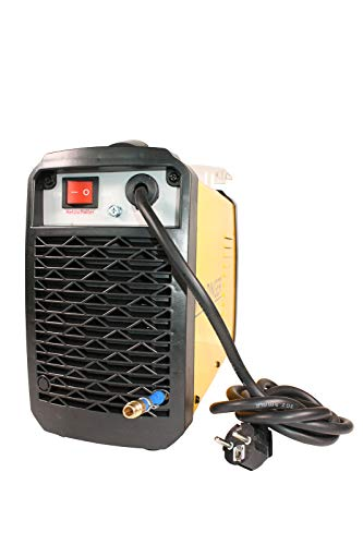 WELDINGER WIG-Schweißgerät WE 202P DC HF-Zündung Puls digitale Steuerung 200 A - 6